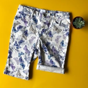 The Children's Place butterfly bermudas